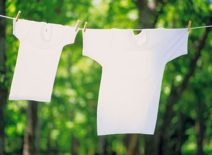 how to clean dingy white clothes