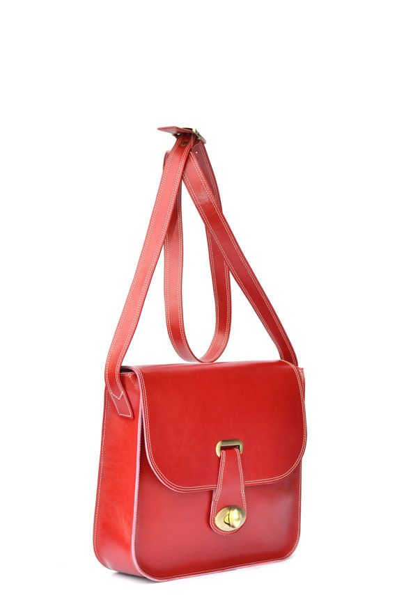MESSENGER BAG , Leather Bag , Leather Purse , Leather Shoulder Bag , Cross Body Bag , Woman Handbags