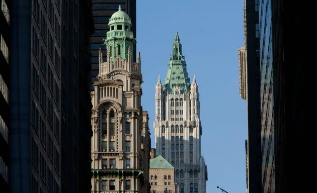 Edificio Woolworth, New York