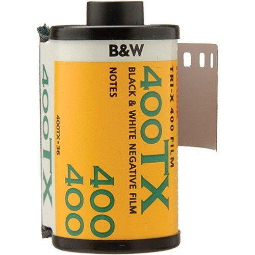 Kodak Tri-X 400TX Professional ISO 400 36mm Black and White Film