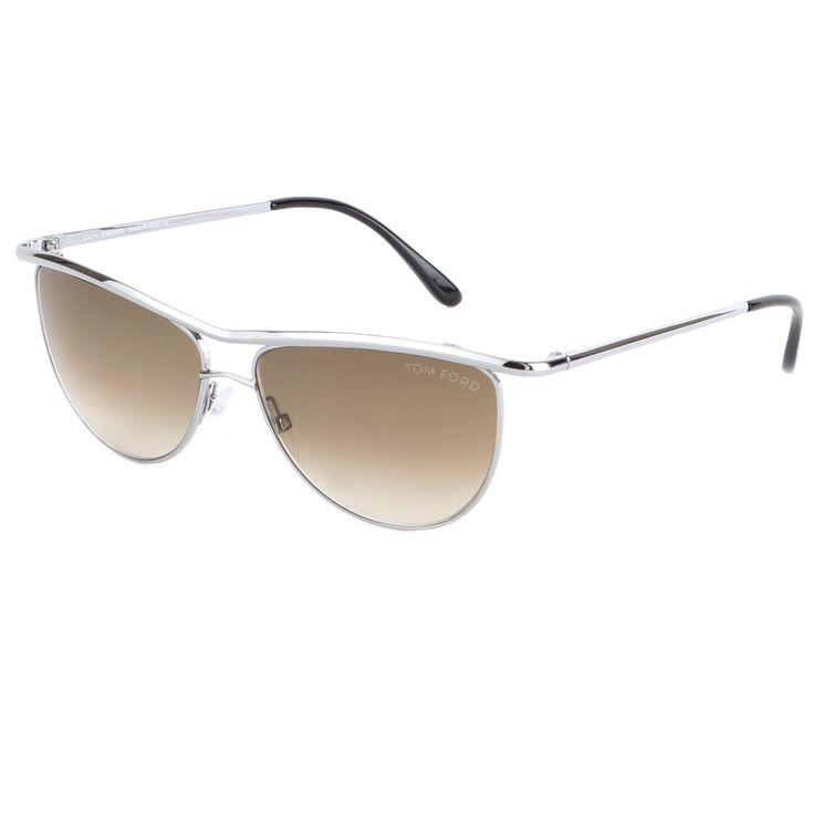 Tom Ford TF0182 HELENE 14P Sunglasses – Gunmetal