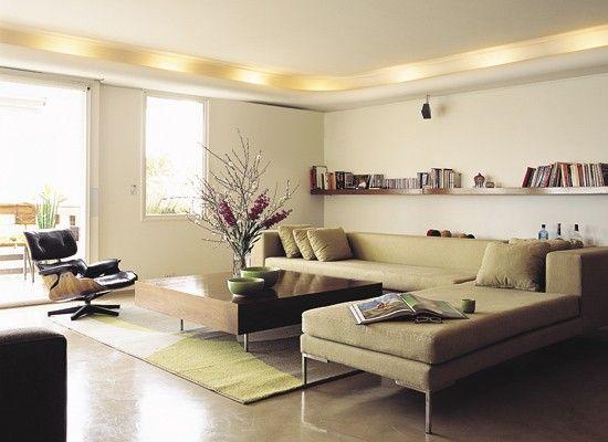 Salas Pequeñas Fotos de Salas decoracion de living como decorar la sala  decoracion de salas