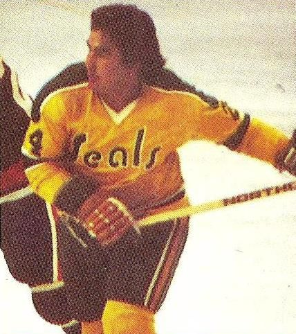 Wayne King played 73 NHL games and scored 5 goals for the California Golden Seals