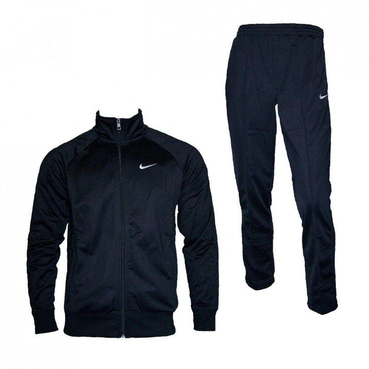 Amazon.com: Nike Mens Tracksuit Classic Warm Up Jog Suit