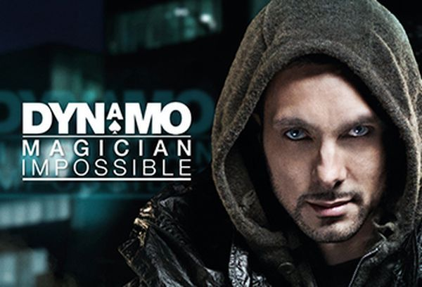 Dynamo the magician.
