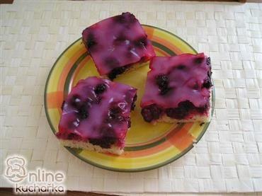 Ostružinový koláč II.
