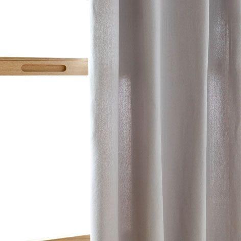 Plain Ring Curtain - Curtains - Decoration | Zara Home Sweden