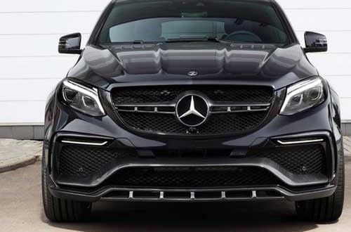 2016 Mercedes-Benz GLE Coupe Inferno Price