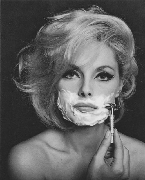 Love this photo of Virna Lisi.