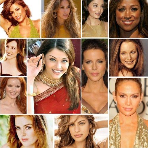 Warm Autumn Celebrities