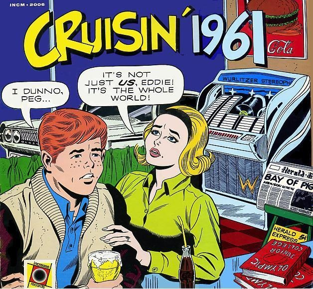 Various - Cruisin' 1962 - Featuring Russ