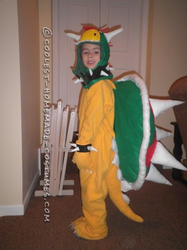 ... Bowser Costume Pattern download ...  sc 1 st  mtmtv.info & Bowser Costume Pattern. Rosalina Officially Confirmed for Mario Kart ...