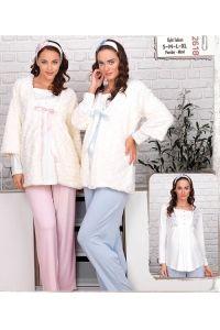 Baha 2618 Hamile Pijama Takımı