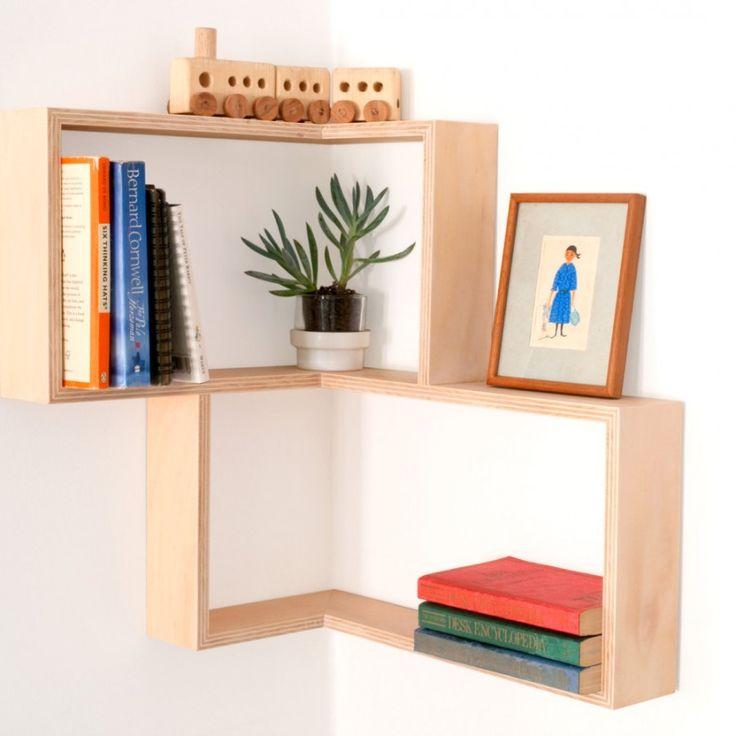 Store | Six By Eight | Corner Shelf