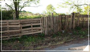 Old Wood Fence Types