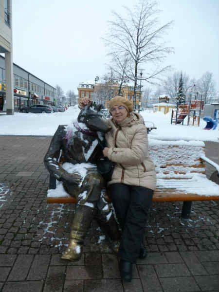 Йоэнсуу Финляндия - путешествие Людмилы Морошкиной