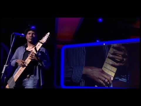 Kevin Keith - Turn It All Around (I Believe)  - Chapman Stick