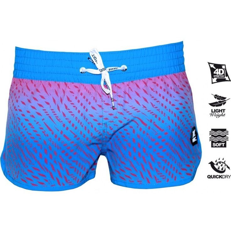 Kitaddict Women's Boardshort Collection | KiteSista | THE ONLINE KITESURF AND LIFESTYLE MAGAZINE FOR GIRLS
