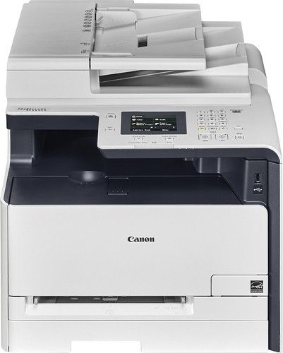 Canon - imageClass MF624Cw Wireless Color Laser Printer - White