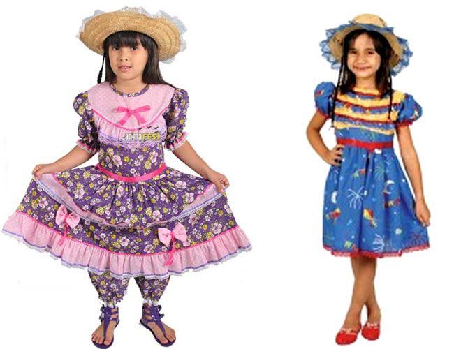 Se você quer fazer uma roupa infantil para festa junina, seja para menino ou menina, veja dicas fotos e vídeo nesta matéria.