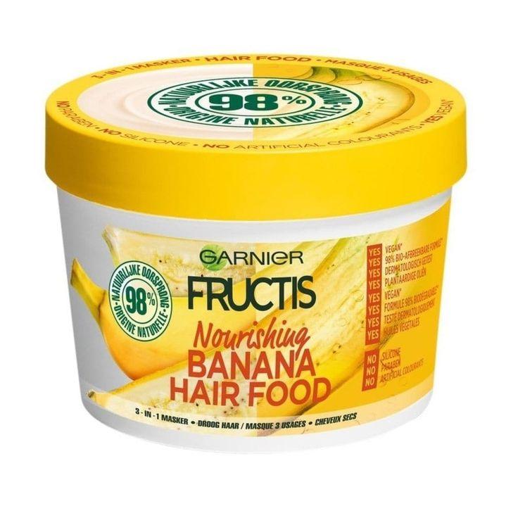 Garnier Fructis Nourishing Banana Hair Food mask