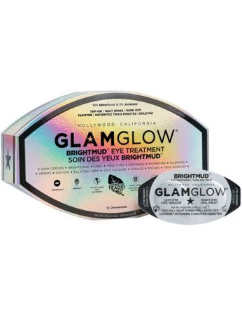 Glam Glow Mud - Brightmud Eye Treatment. Got a sample from sephora. This stuff does what it says it does.