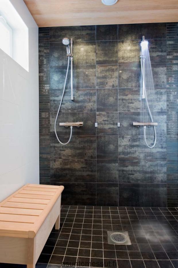 Jämerä-Aatos - kylpyhuone | Asuntomessut