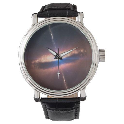 NASA sig10-012 Galaxy wrist watch