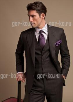 Какая плотность ткани должна быть у мужских костюмов