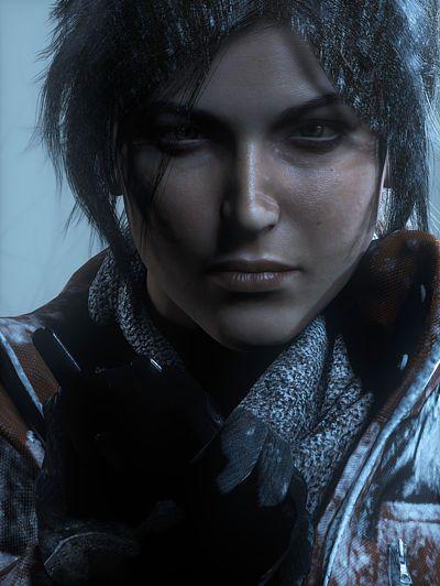 Rise of the Tomb raider Lara Croft my favorite female player!!!