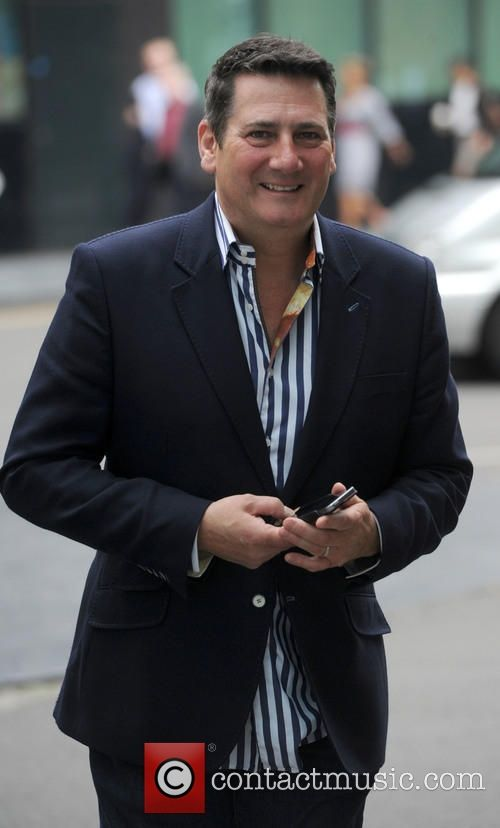 Tony Hadley - Tony Hadley out and about in London - London, United Kingdom - Monday 9th June 2014
