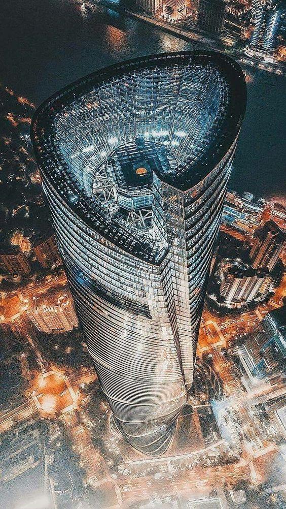 Incroyables bâtiments et Structure moderne à travers le monde