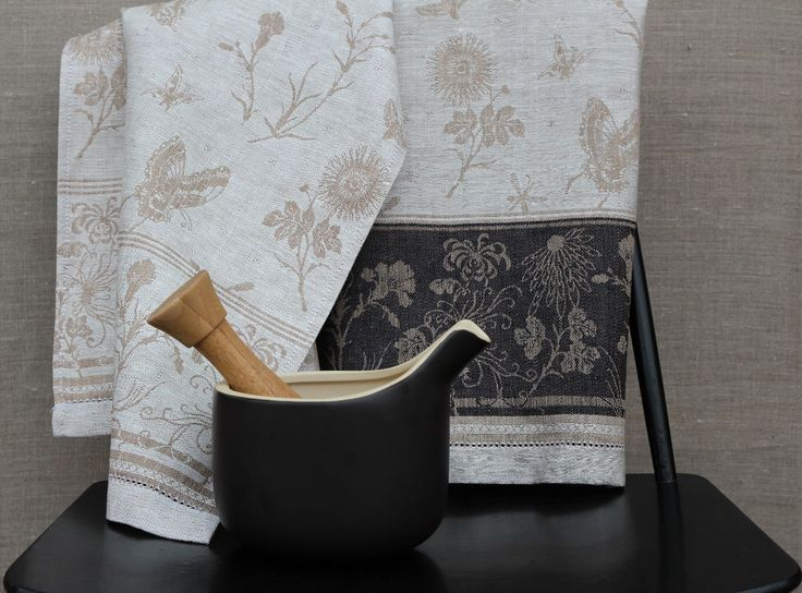 #LinenWay #Linen #Tea Towels #Linen Tea Towels #Kitchen Towels #Towels #Jacquard Towels