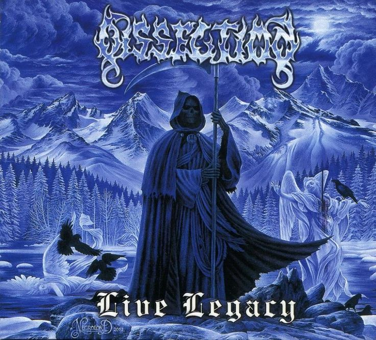 Dissection - Live Legacy (2003)