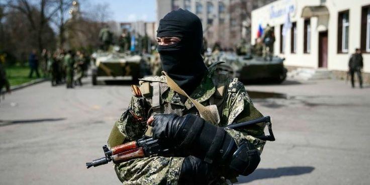 Солдаты РФ действуют на востоке Украины так, как и в АРК  http://telegraf.com.ua/1319991