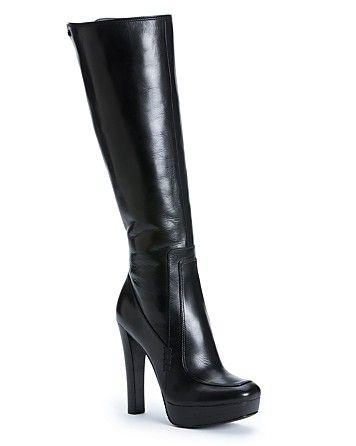 Calvin Klein Platform Boots - Britton High Heel | Bloomingdale's