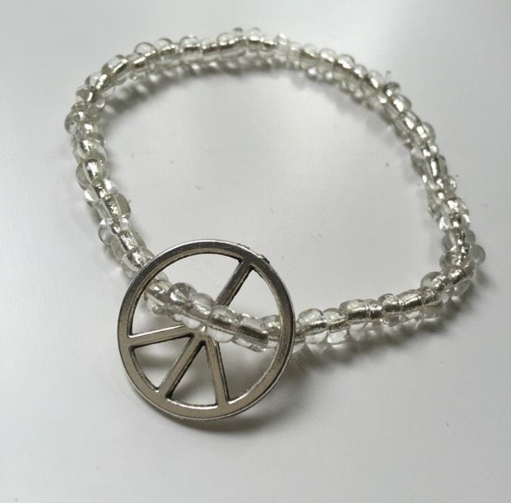 Peace glas via mBracedesigns. Click on the image to see more!