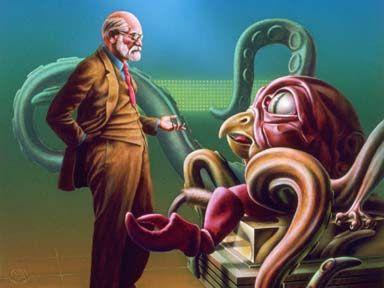Influencia del Psicoanálisis en el movimiento surrealista