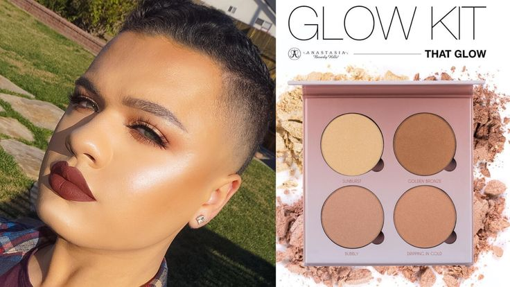 Anastasia THAT GLOW Highlighter Tutorial
