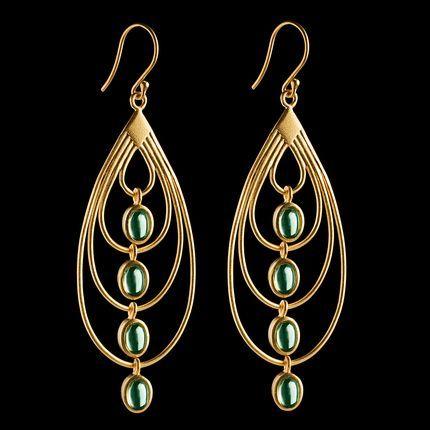 my favorite earrings from Julie Sandlau, danish designer