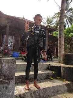 バリ倶楽部さすけのブログ: バリ島おすすめのダイビング・スポット3選。写真&マップ