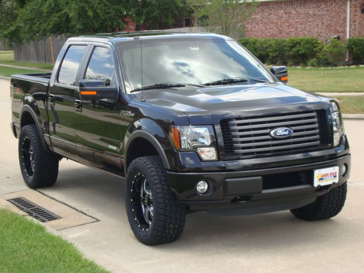 """1.5"""" or 2"""" level on fx4? - Ford F150 Forum - Community of Ford Truck Fans"""