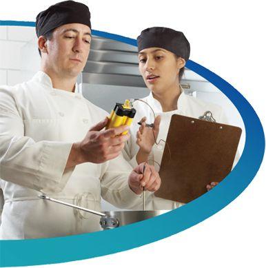 Welcome to ServSafe® Food Handler Program
