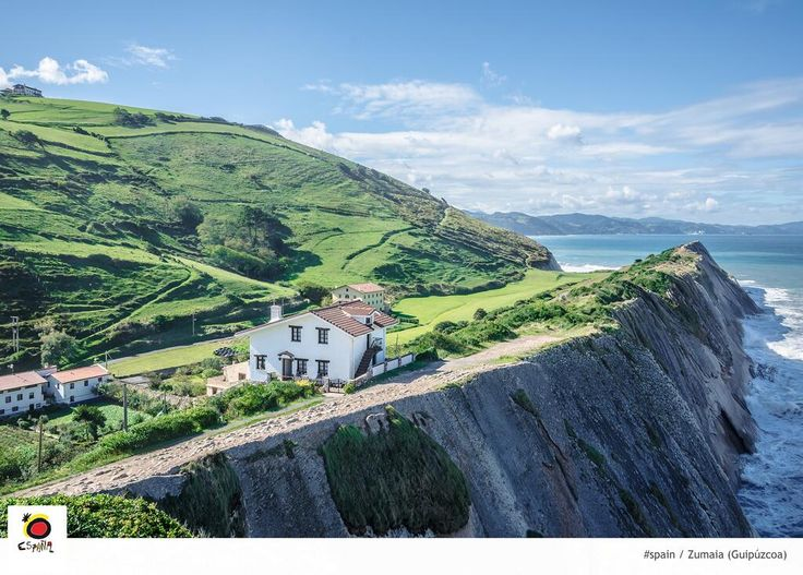Zumaia / Guipuzcoa / Basque Country