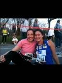 Thanks to Meghan for running in honor of CCBF in this year's ING NYC Marathon!