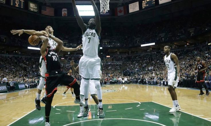 """NBA Today   Raptors and Bucks vie for upper hand in Toronto = NBA Today complements Keith Smith's """"NBA Yesterday"""" feature, """"The Skip Pass."""" While Smith's feature emphasizes what we """"saw,"""" this will focus on what to look for in the night's upcoming games….."""