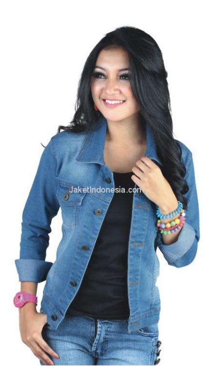 Baju jeans wanita CNU 076 adalah baju jeans yang bagus nyaman...