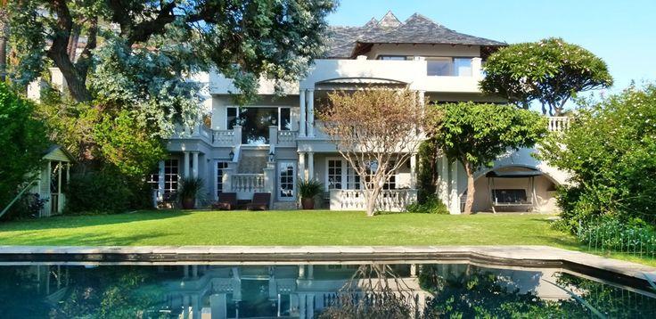 Cape Town accomdation, luxury villa