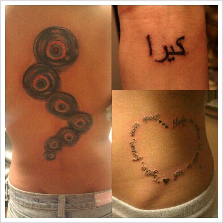 25+ Best Ideas About Tattoos In Arabic On Pinterest