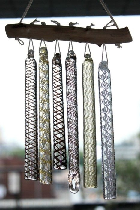 Hate wind chimes asian style Saucedo Milf